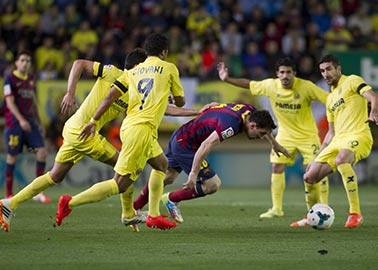 Las Palmas vs Villarreal Betting Tips » 17.03.2017