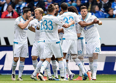Betting tips for Monchengladbach vs Schalke - 04.03.2017
