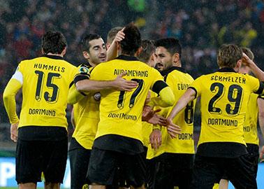 Dortmund vs Benfica Betting Tips » 08.03.2017